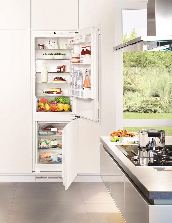купить Встраиваемый двухкамерный холодильник Liebherr ICN 3314 Украина фото 3