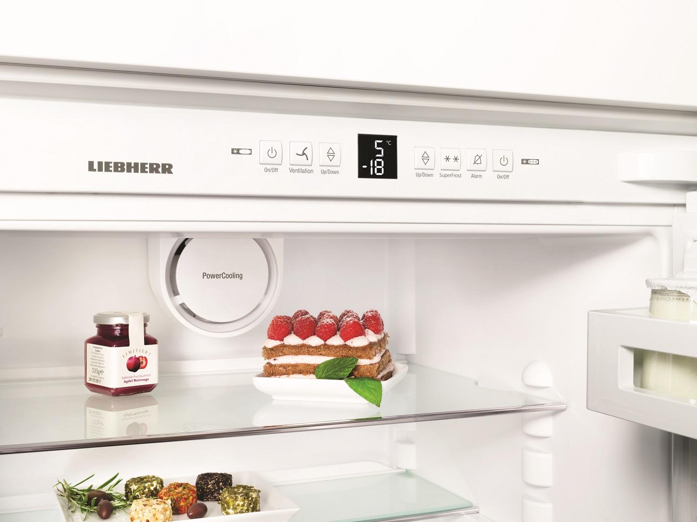 купить Встраиваемый двухкамерный холодильник Liebherr ICN 3314 Украина фото 7