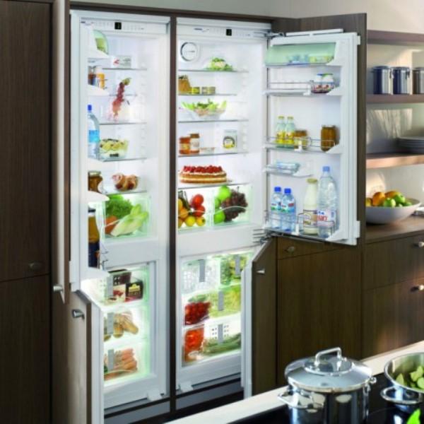 купить Встраиваемый холодильник Side-By-Side Liebherr SBS 57I2 26 Украина фото 1