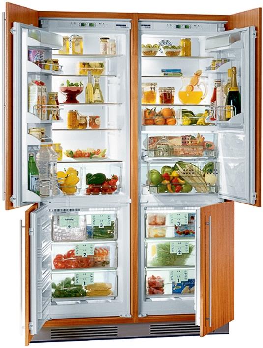 купить Встраиваемый холодильник Side-By-Side Liebherr SBS 57I3 26 Украина фото 0