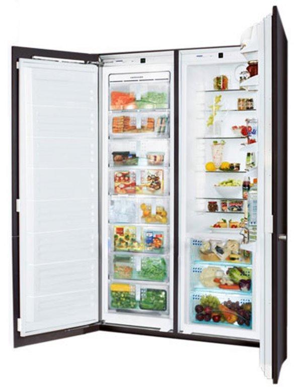 купить Встраиваемый холодильник Side-By-Side Liebherr SBS 61I4 Украина фото 0