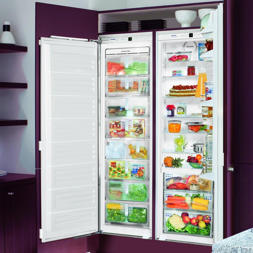 купить Встраиваемый холодильник Side-By-Side Liebherr SBS 61I4 Украина фото 2