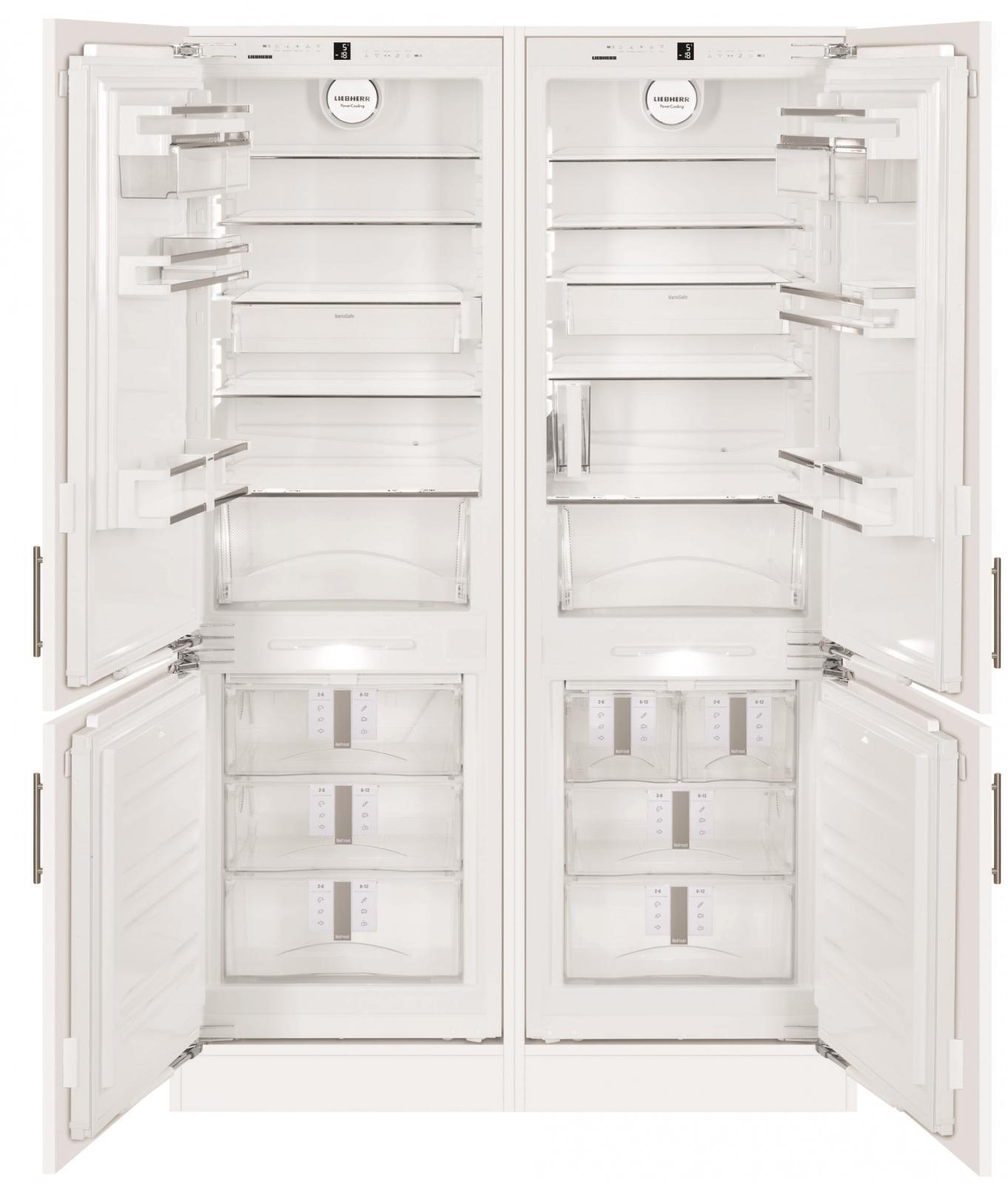 купить Встраиваемый холодильник Side-by-Side Liebherr SBS 66I2 Украина фото 1