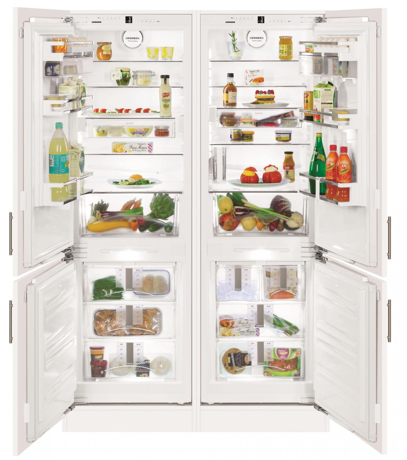 Встраиваемый холодильник Side-by-Side Liebherr SBS 66I2 купить украина