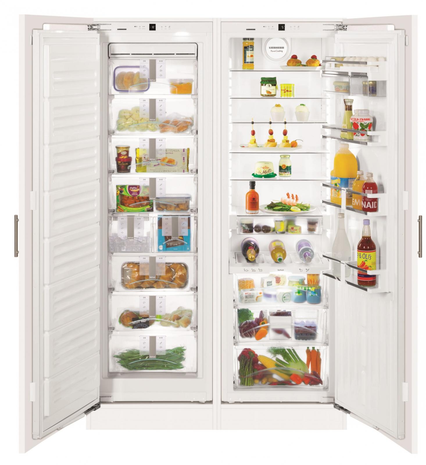 Встраиваемый холодильник Side by Side Liebherr SBS 70I4 21 купить украина