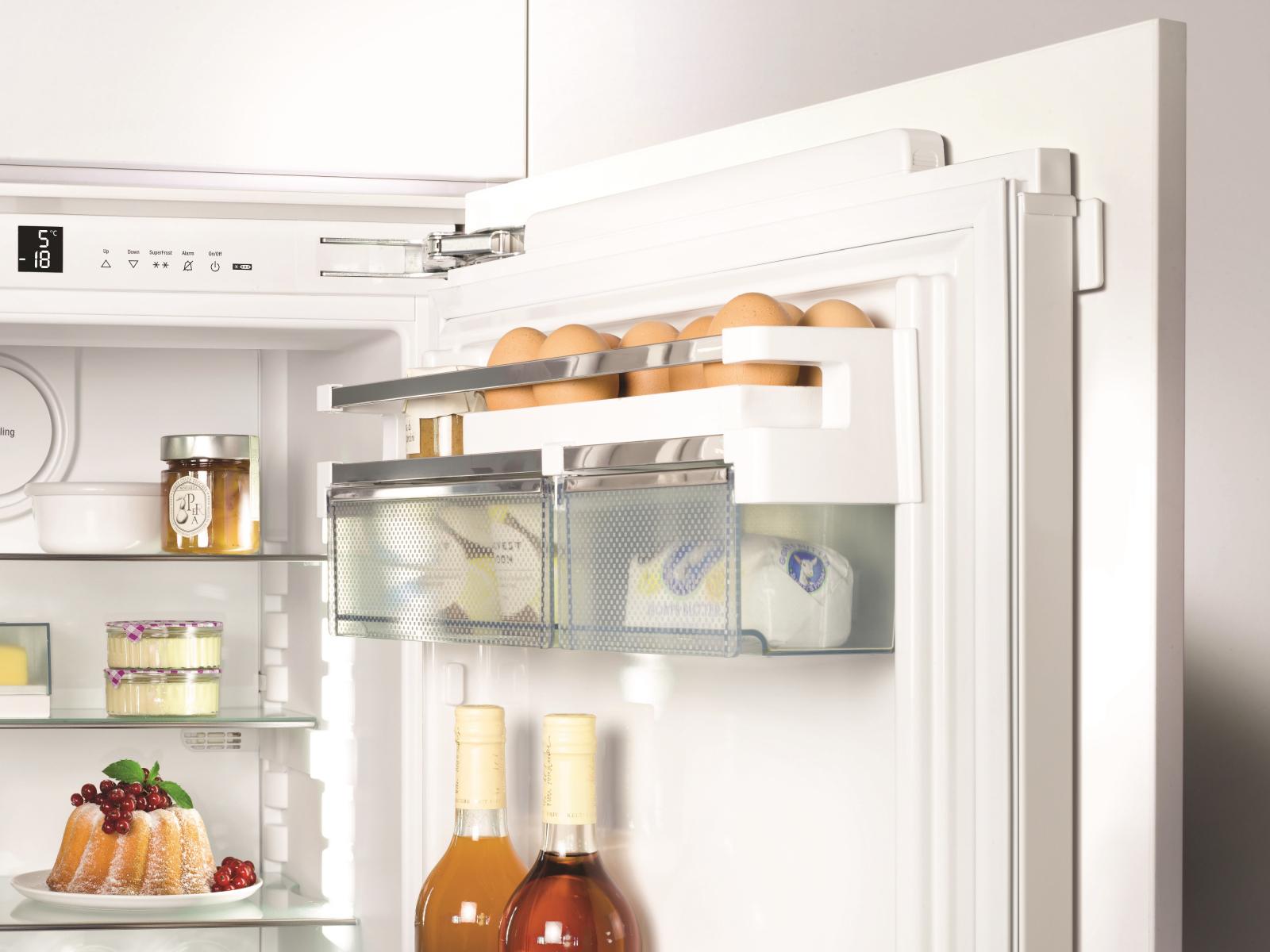 купить Встраиваемый  холодильник Side-by-side Liebherr SBS 66I3 Украина фото 6