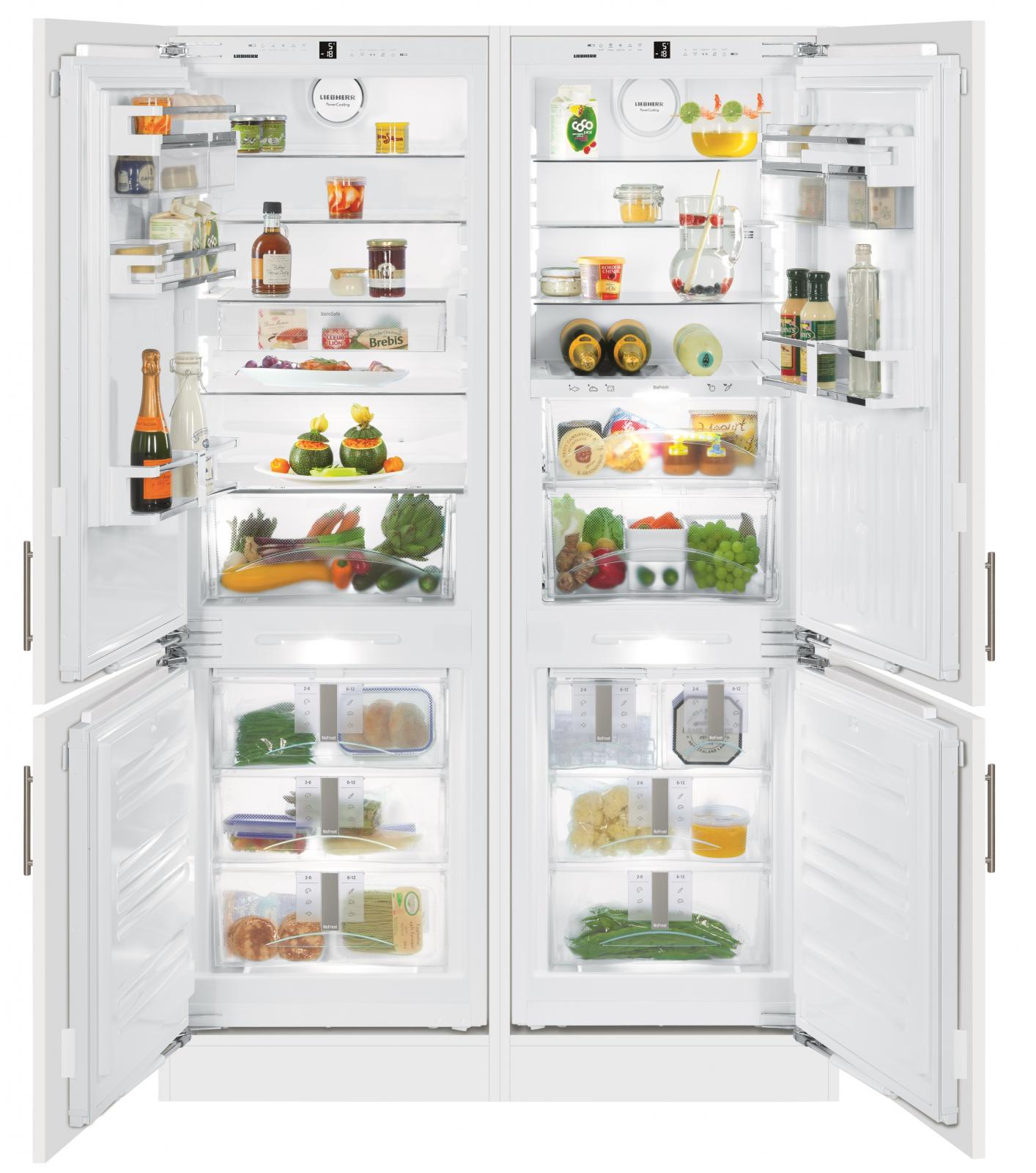 купить Встраиваемый  холодильник Side-by-side Liebherr SBS 66I3 Украина фото 0