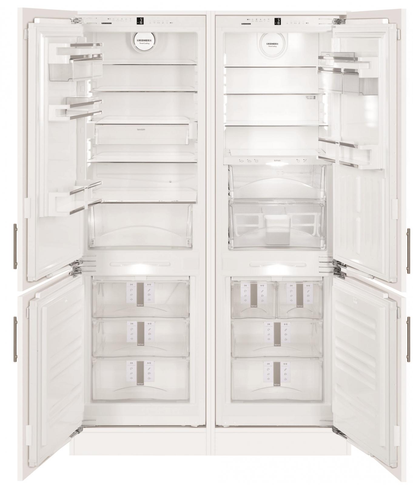 купить Встраиваемый  холодильник Side-by-side Liebherr SBS 66I3 Украина фото 2