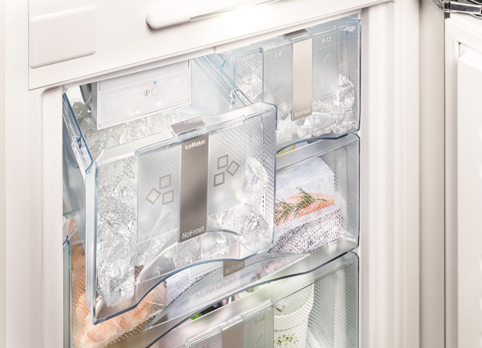 купить Встраиваемый  холодильник Side-by-side Liebherr SBS 66I3 Украина фото 8