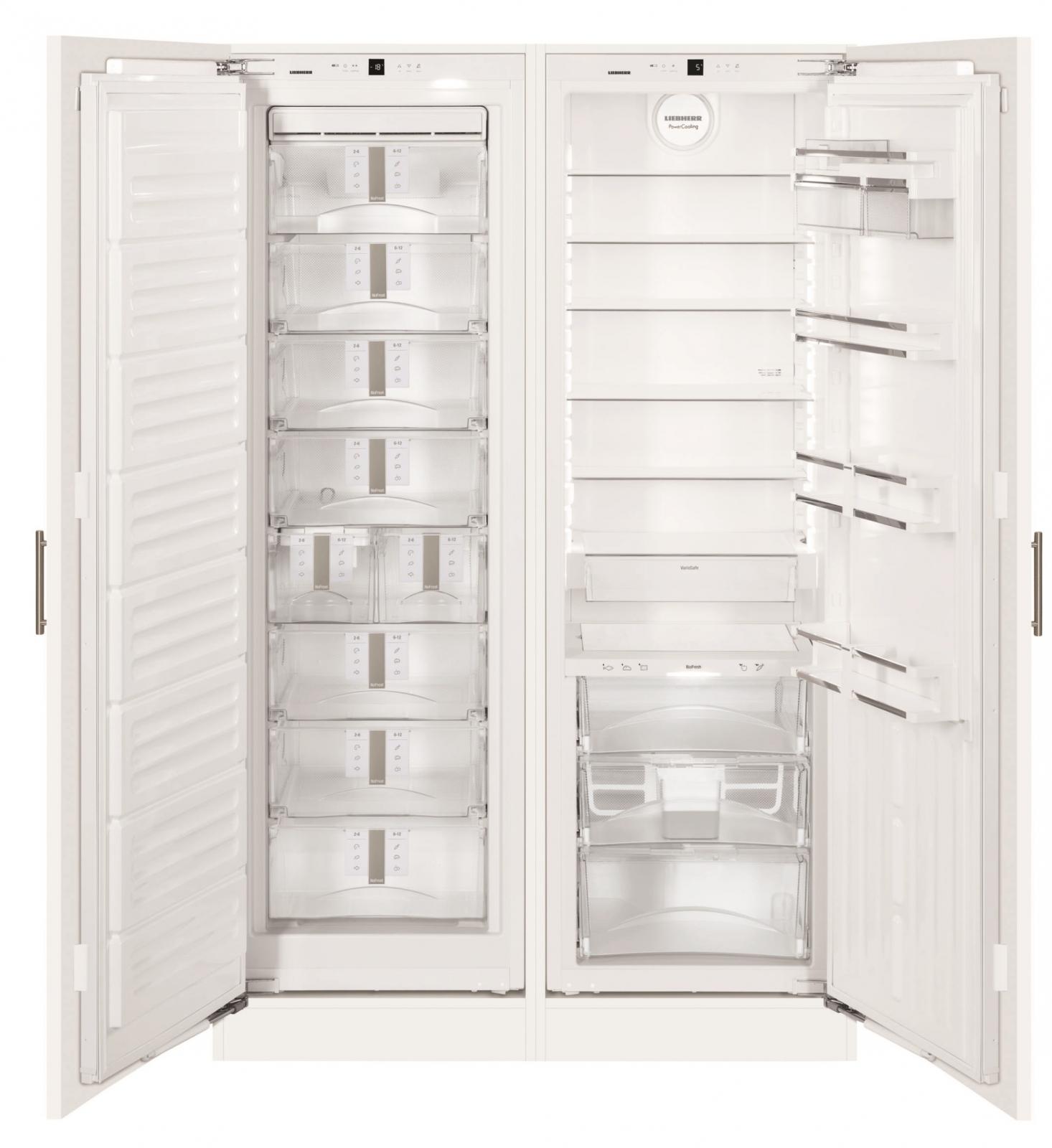 купить Встраиваемый холодильник  Side-by-side Liebherr SBS 70I4 003 Украина фото 1