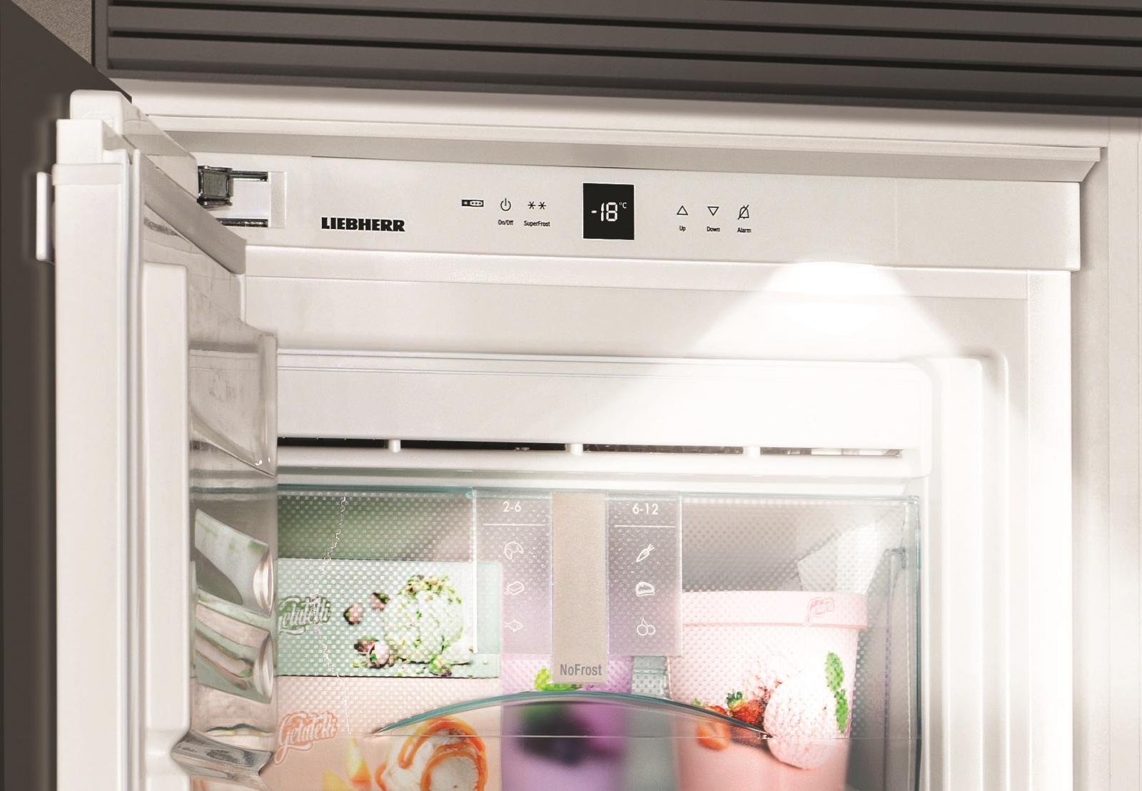 купить Встраиваемый холодильник  Side-by-side Liebherr SBS 70I4 003 Украина фото 8
