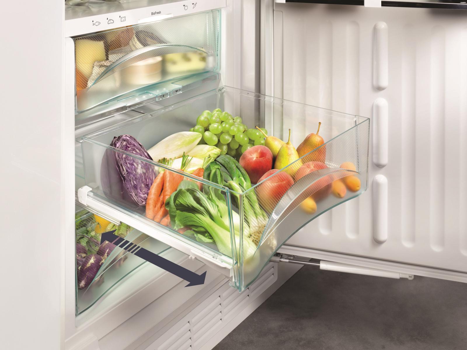купить Встраиваемый холодильник  Side-by-side Liebherr SBS 70I4 003 Украина фото 7