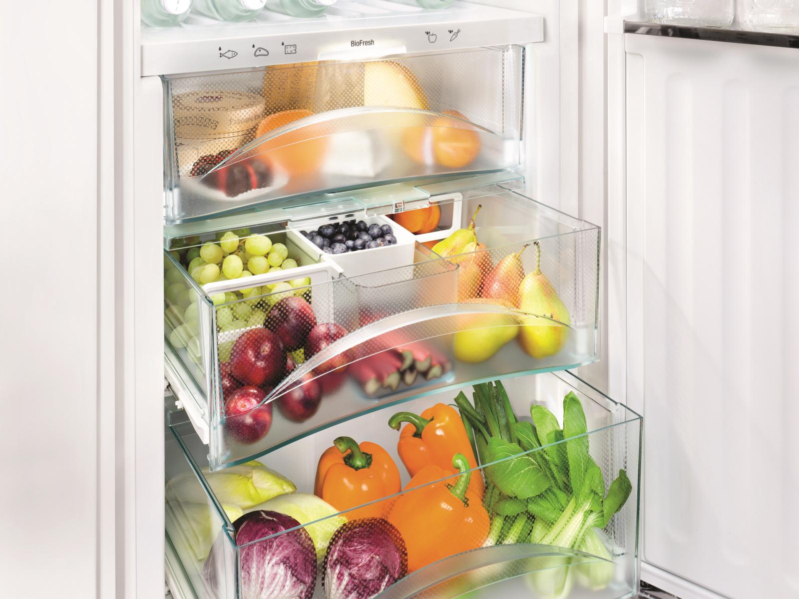 купить Встраиваемый холодильник  Side-by-side Liebherr SBS 70I4 003 Украина фото 10