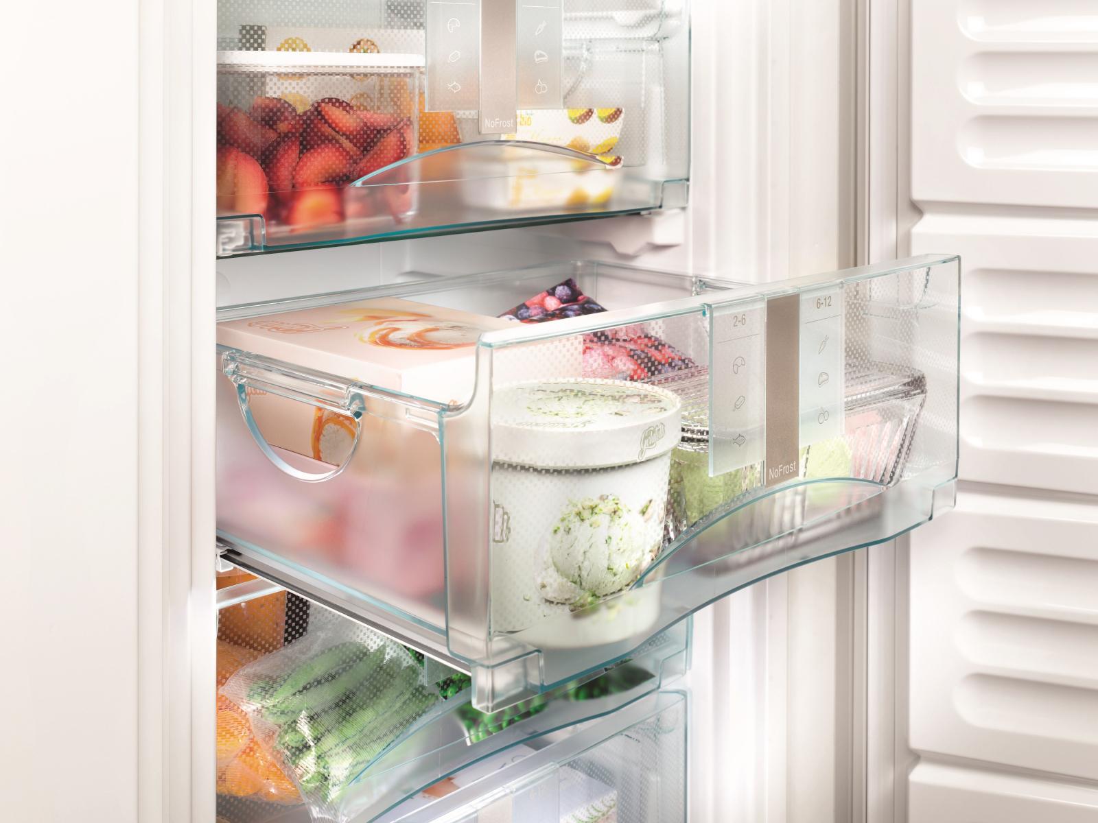 купить Встраиваемый холодильник  Side-by-side Liebherr SBS 70I4 003 Украина фото 11