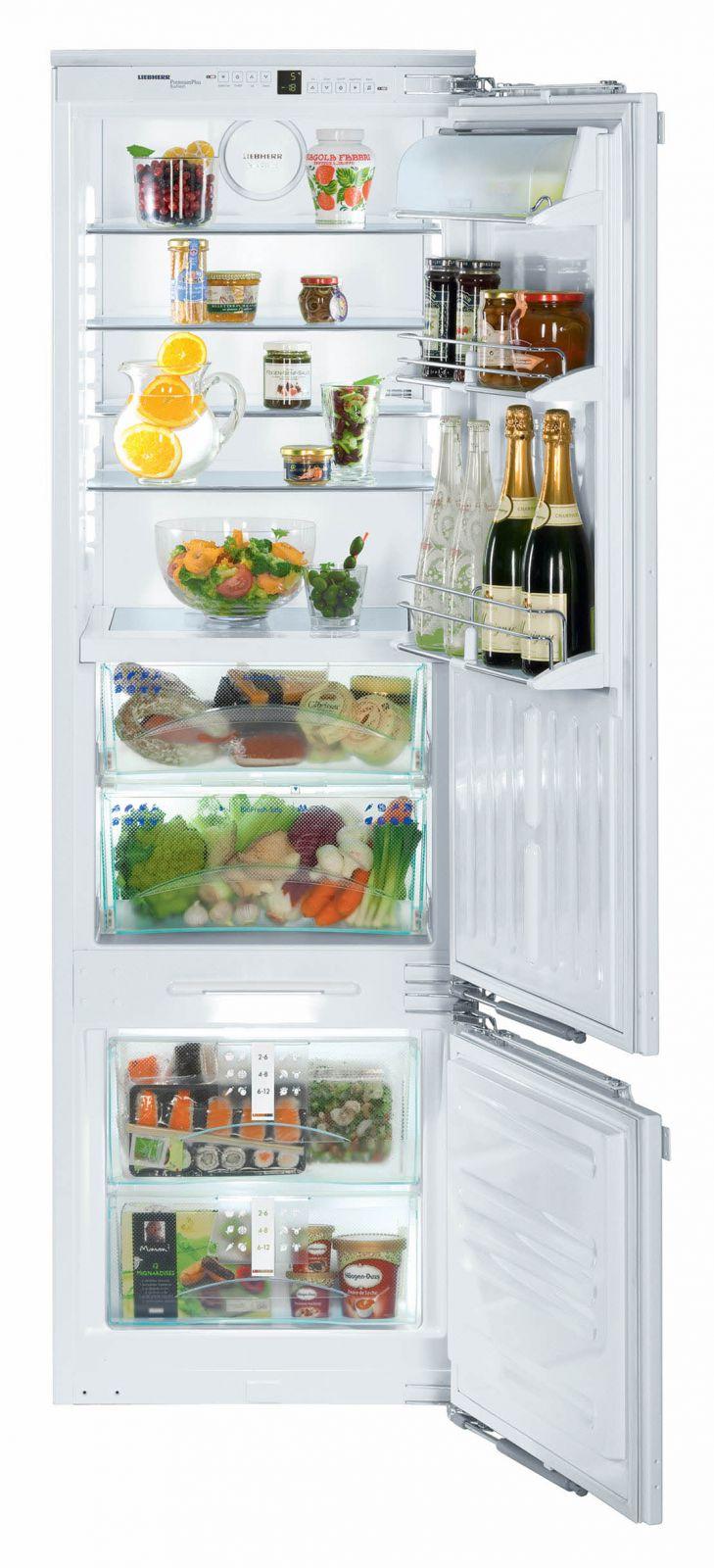 купить Встраиваемый комбинированный двухкамерный холодильник Liebherr ICB 3166 Украина фото 0