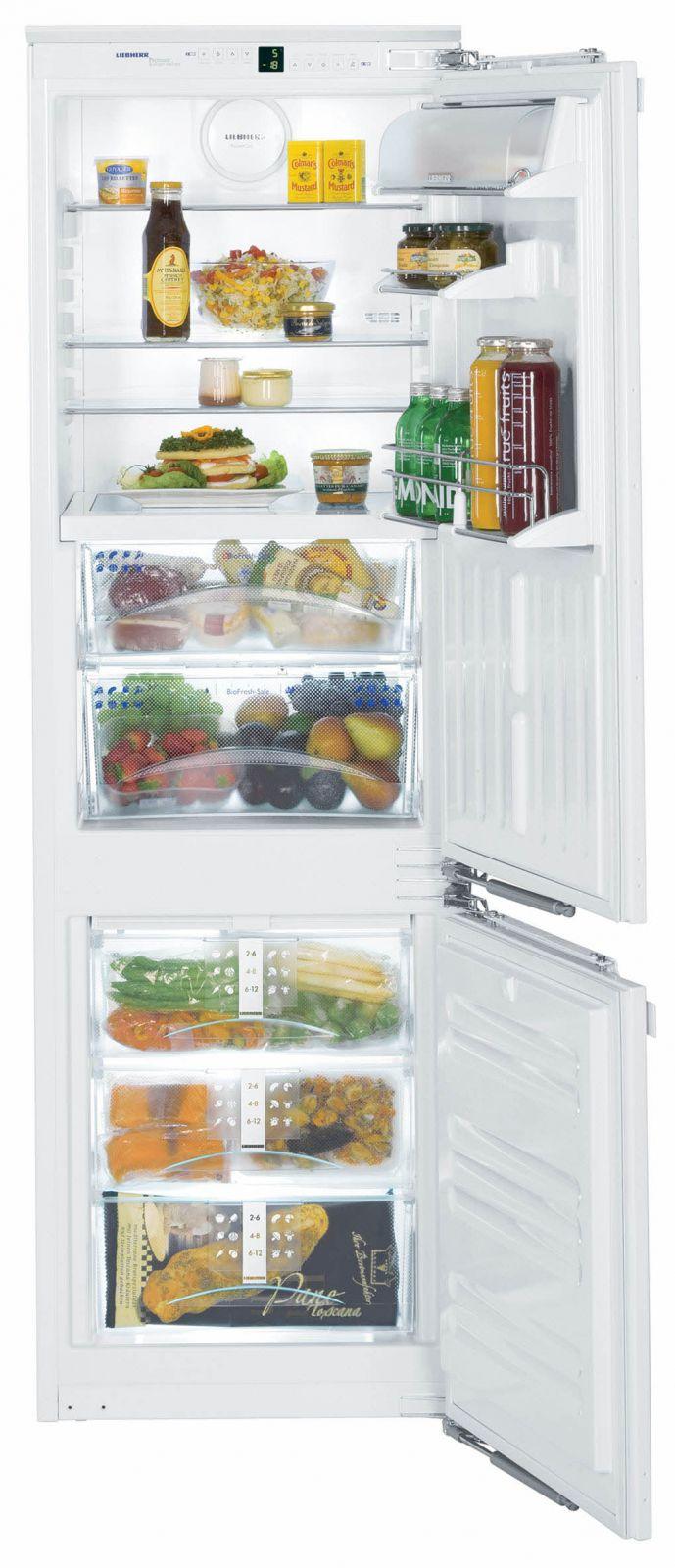 купить Встраиваемый комбинированный двухкамерный холодильник Liebherr ICBN 3056 Украина фото 0