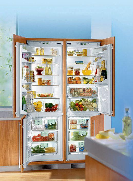 купить Встраиваемый комбинированный двухкамерный холодильник Liebherr ICBN 3056 Украина фото 1