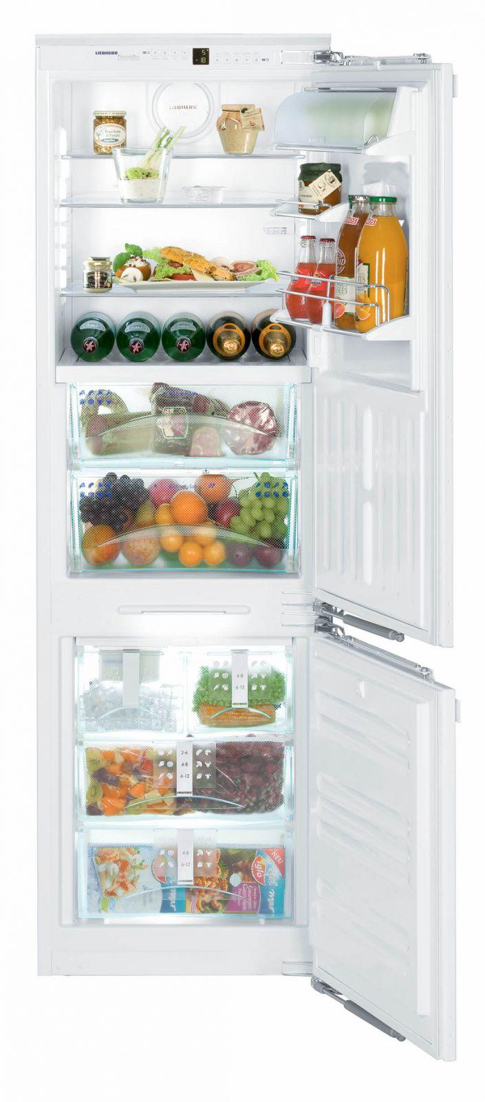 купить Встраиваемый комбинированный двухкамерный холодильник Liebherr ICBN 3066 Украина фото 0
