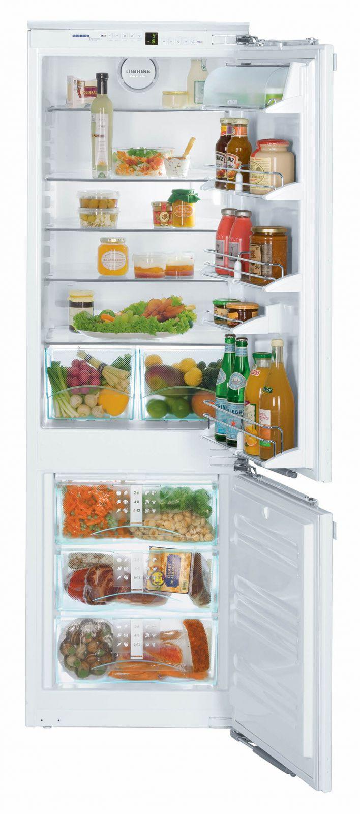 купить Встраиваемый комбинированный двухкамерный холодильник Liebherr ICN 3056 Украина фото 0