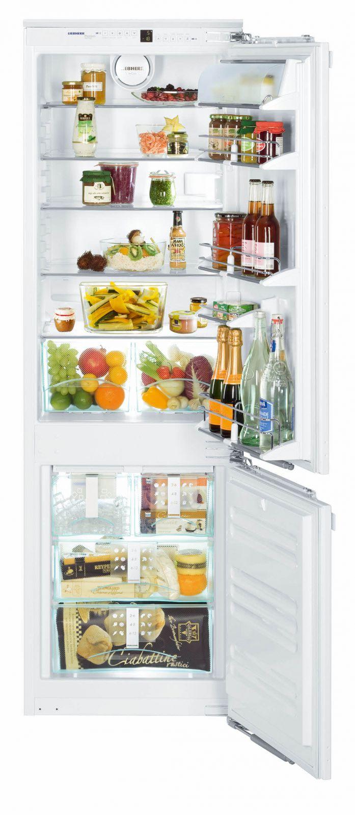 купить Встраиваемый комбинированный двухкамерный холодильник Liebherr ICN 3066 Украина фото 0