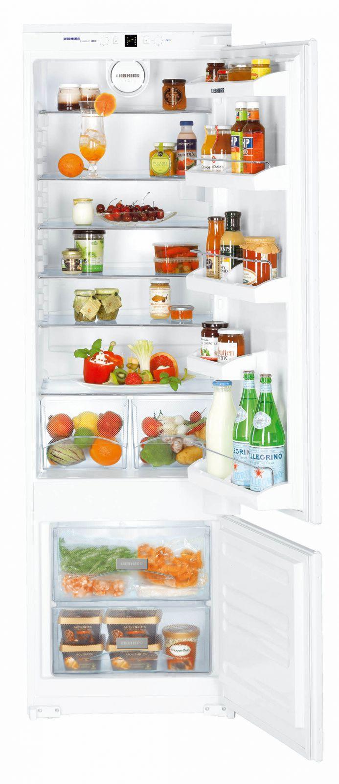 купить Встраиваемый комбинированный двухкамерный холодильник Liebherr ICS 3113 Украина фото 0