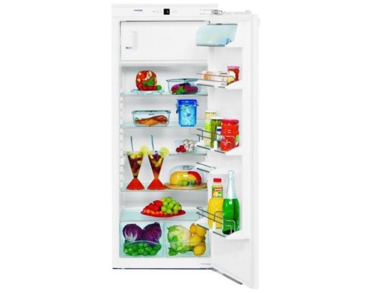 купить Встраиваемый комбинированный двухкамерный холодильник Liebherr IKP 2654 Украина фото 2