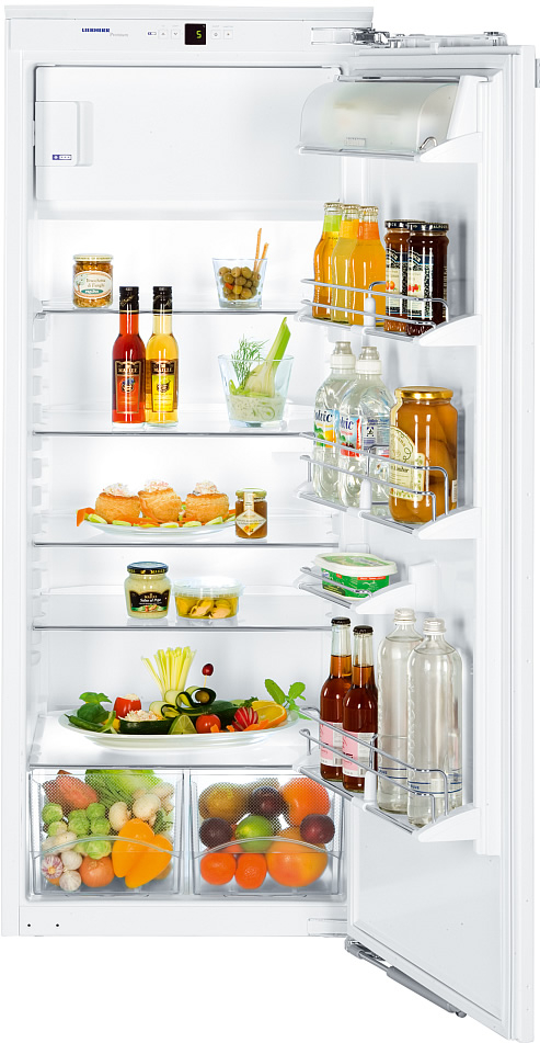 купить Встраиваемый комбинированный двухкамерный холодильник Liebherr IKP 2654 Украина фото 0