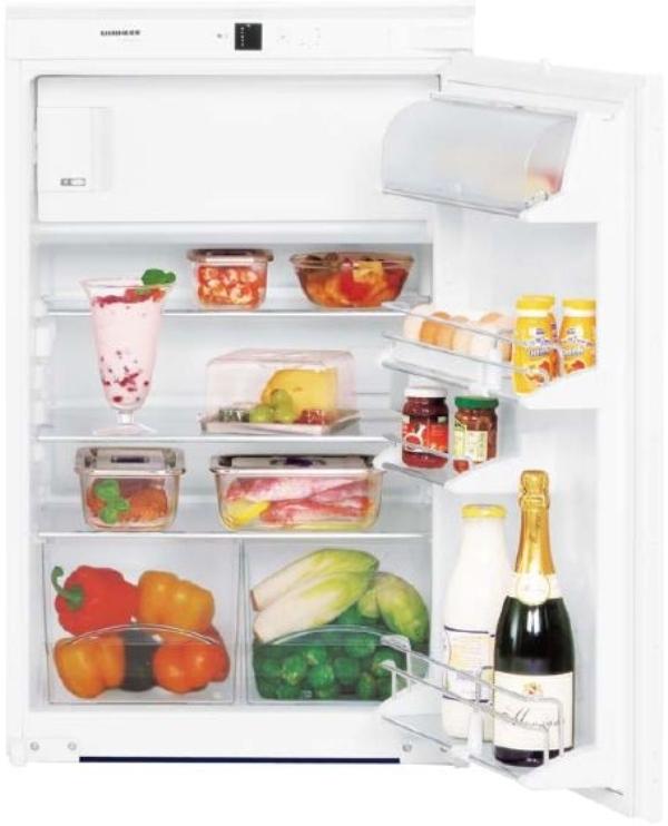 купить Встраиваемый комбинированный двухкамерный холодильник Liebherr IKS 1554 Украина фото 0
