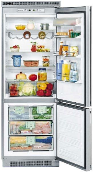 купить Встраиваемый комбинированный двухкамерный холодильник Liebherr KEKNV 5056 Украина фото 0