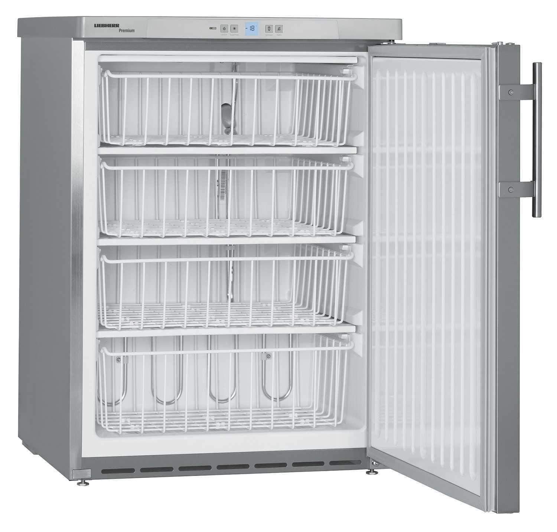 купить Встраиваемый морозильный шкаф Liebherr GGU 1550 Украина фото 3