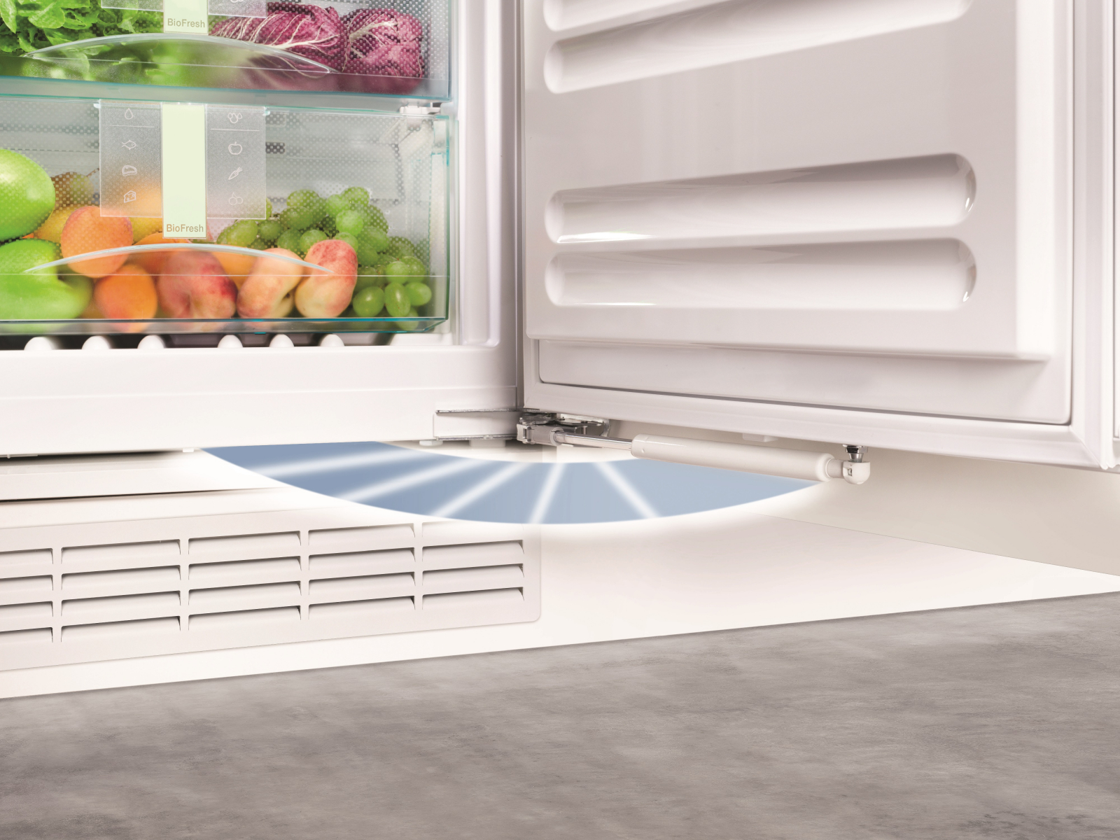 купить Встраиваемый однокамерный холодильник Liebherr IB 1650 Украина фото 4