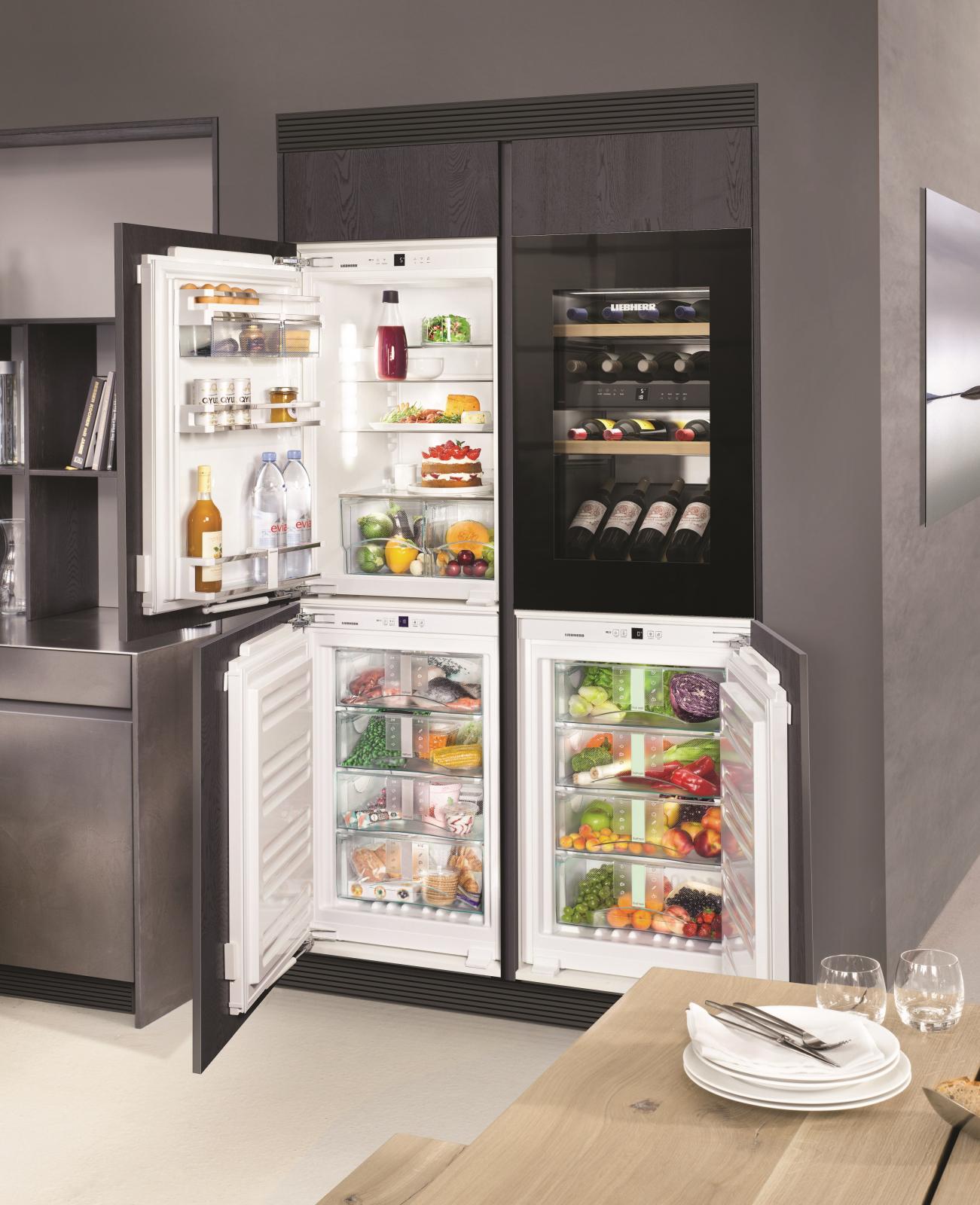 купить Встраиваемый однокамерный холодильник Liebherr IB 1650 Украина фото 7