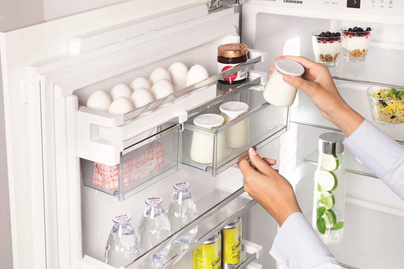 купить Встраиваемый однокамерный холодильник Liebherr IKB 2360 Украина фото 7