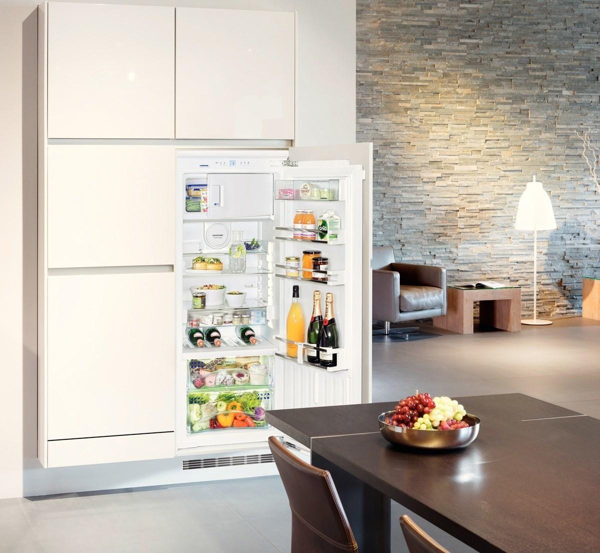 купить Встраиваемый однокамерный холодильник Liebherr IKBP 2754 Украина фото 2