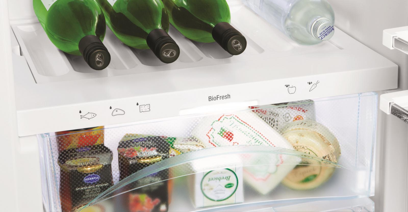 купить Встраиваемый однокамерный холодильник Liebherr IKBP 2760 Украина фото 2