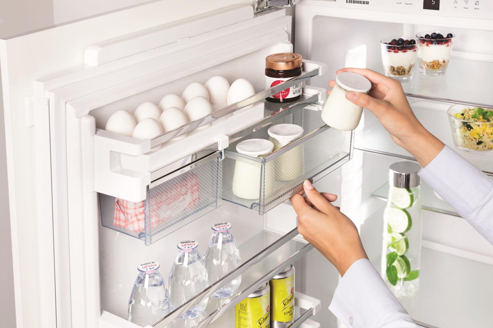 купить Встраиваемый однокамерный холодильник Liebherr IKBP 2760 Украина фото 5