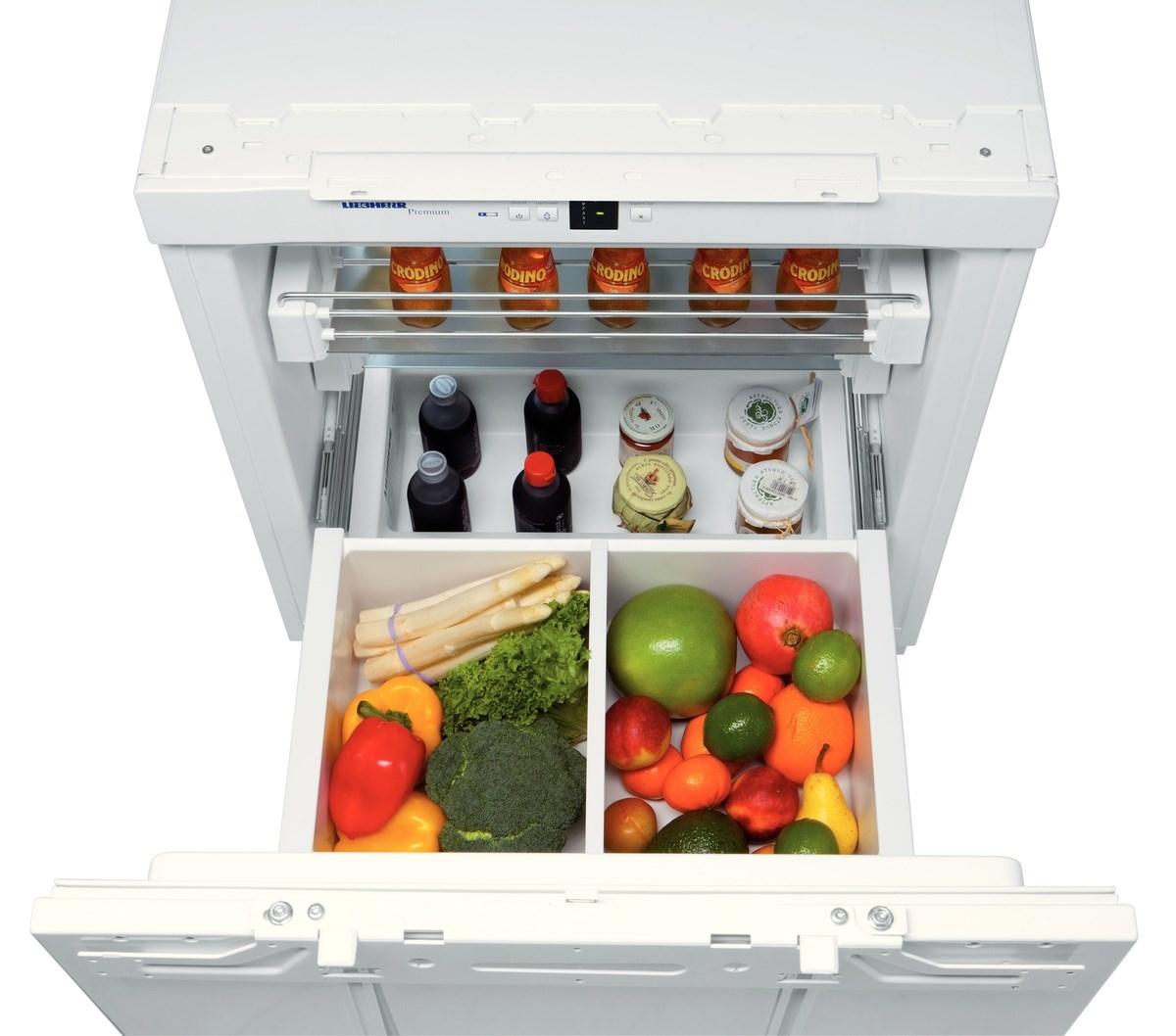 купить Встраиваемый однокамерный холодильник Liebherr UIK 1550 Украина фото 3