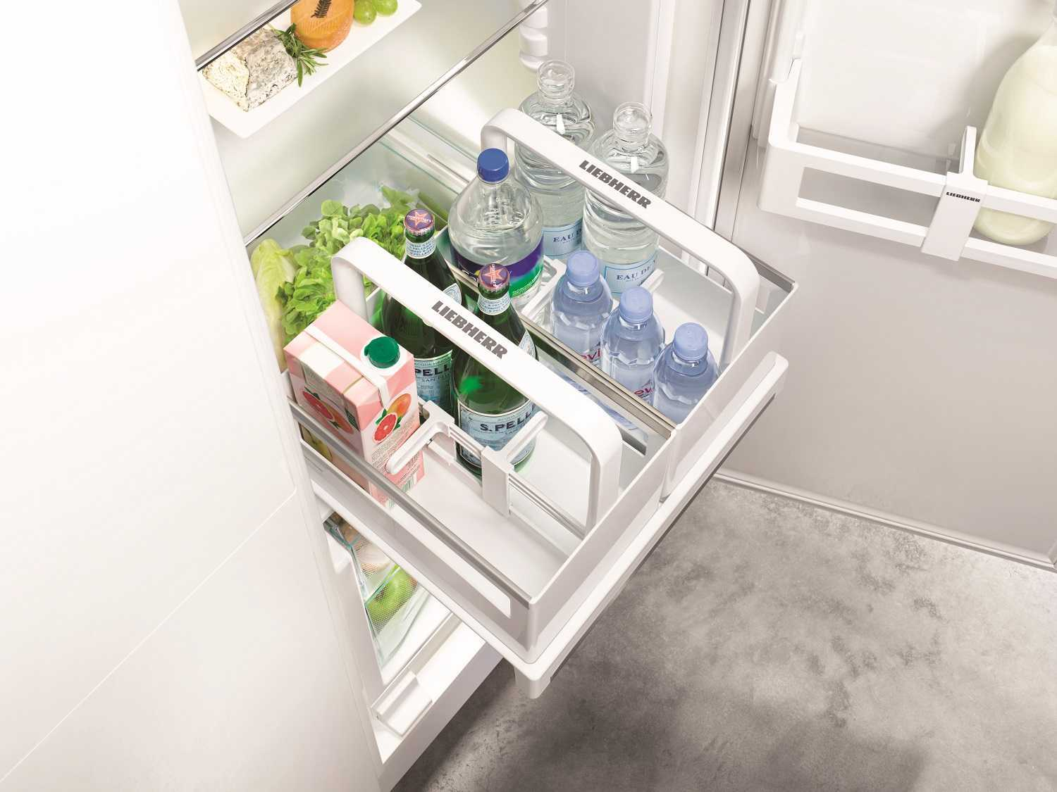 купить Встраиваемый однокамерный холодильник Liebherr IKF 3514 Украина фото 3