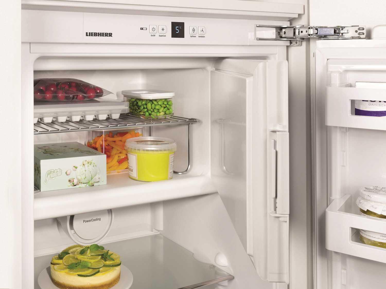 купить Встраиваемый однокамерный холодильник Liebherr IKF 3514 Украина фото 4