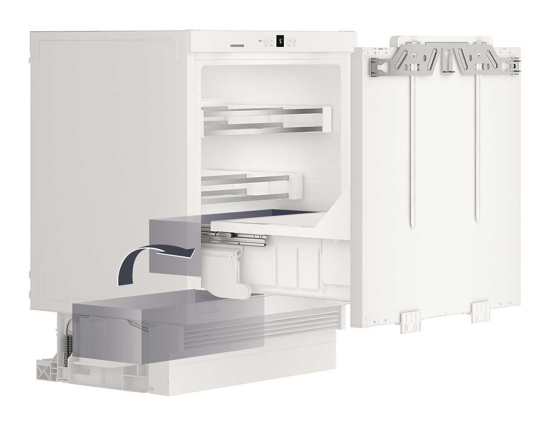 купить Встраиваемый однокамерный холодильник Liebherr UIKo 1560 Украина фото 2