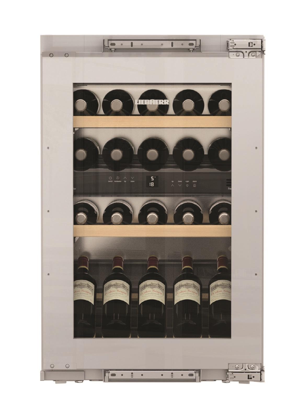 купить Встраиваемый винный шкаф Liebherr EWTdf 1653 Украина фото 2