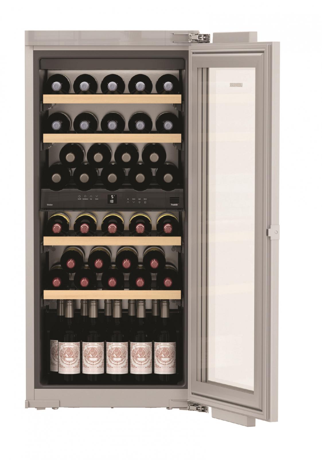 Встраиваемый винный шкаф Liebherr EWTdf 2353 купить украина