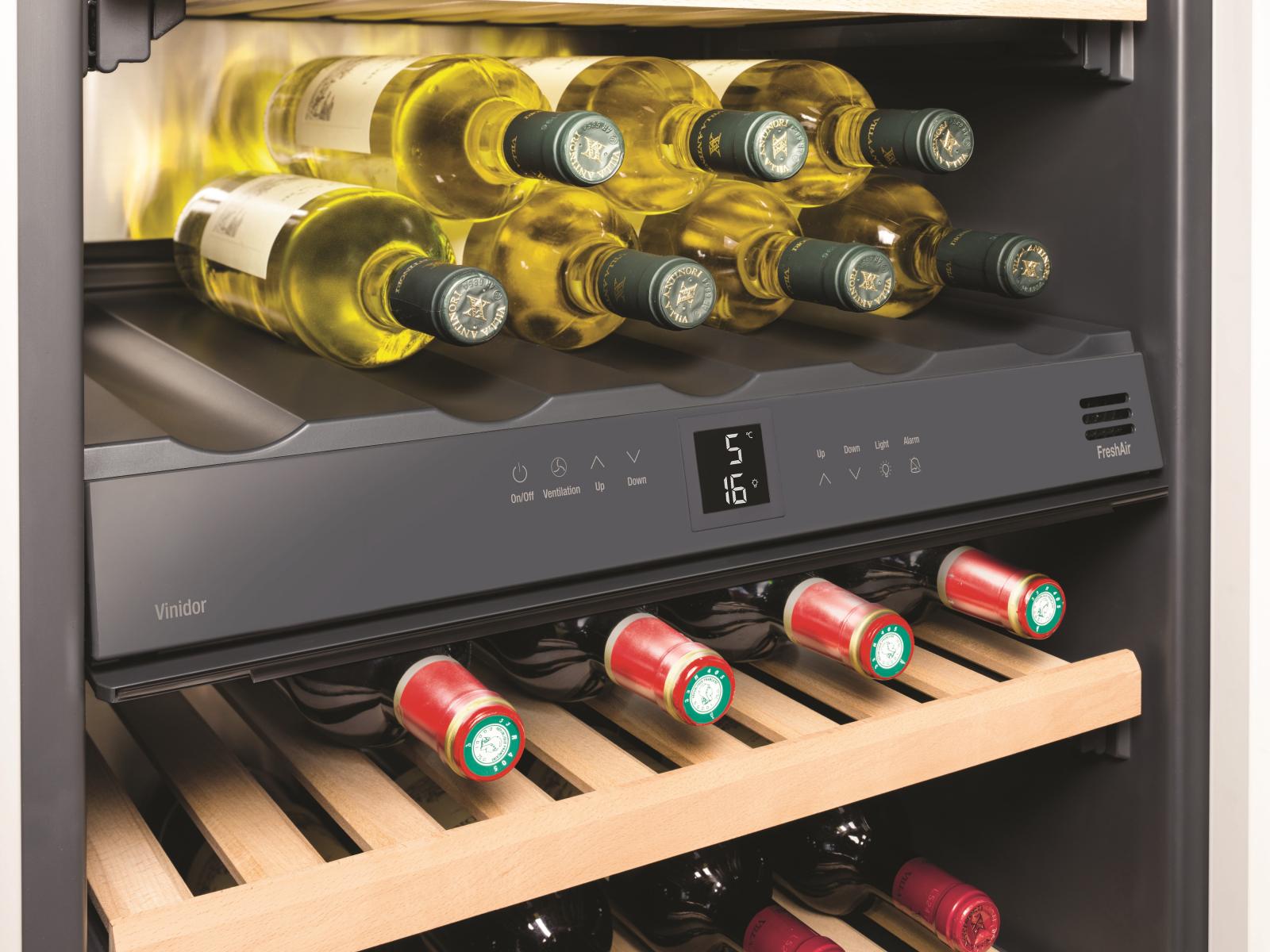 купить Встраиваемый винный шкаф Liebherr EWTdf 3553 Украина фото 9