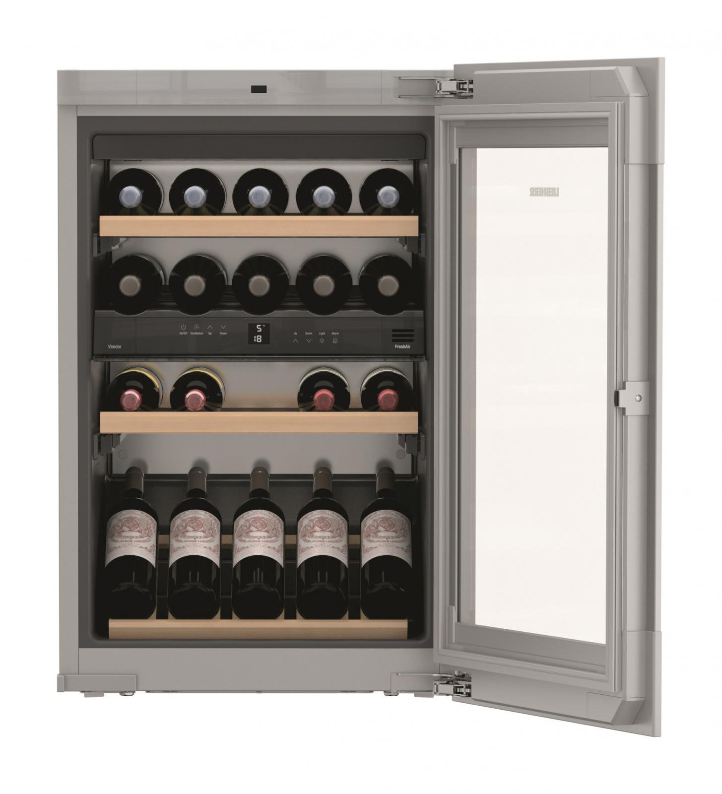 купить Встраиваемый винный шкаф Liebherr EWTgb 1683 Украина фото 2