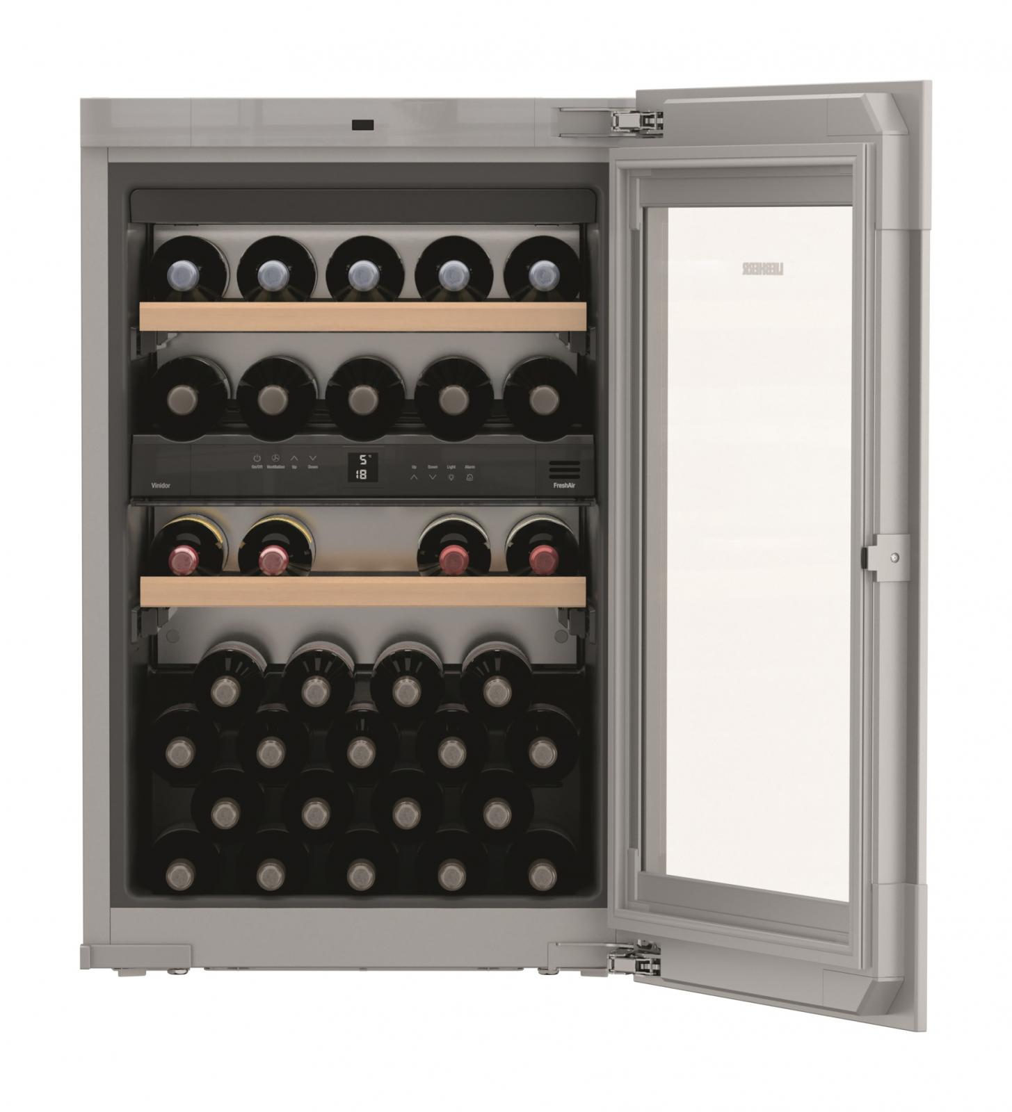 купить Встраиваемый винный шкаф Liebherr EWTgb 1683 Украина фото 3