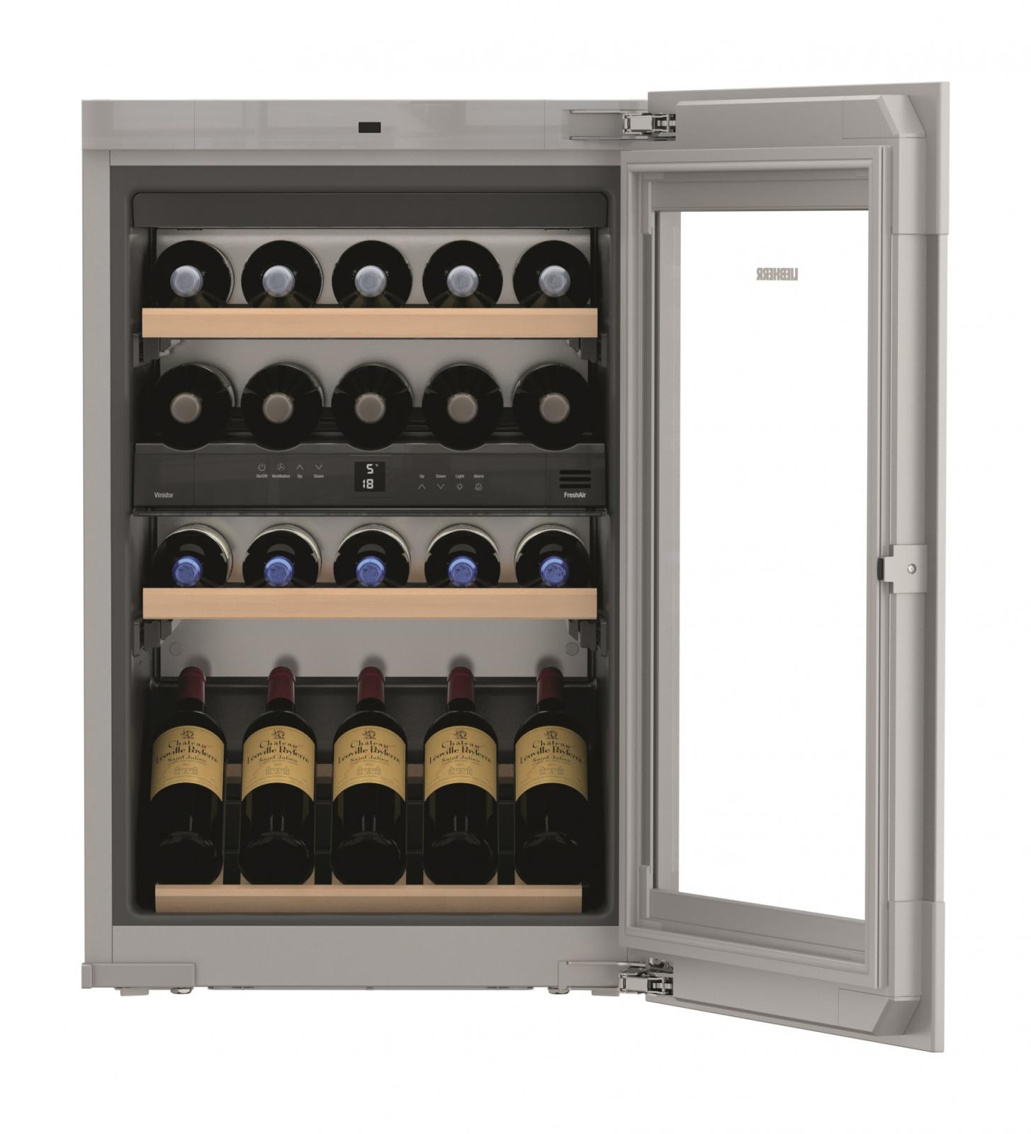 купить Встраиваемый винный шкаф Liebherr EWTgw 1683 Украина фото 3