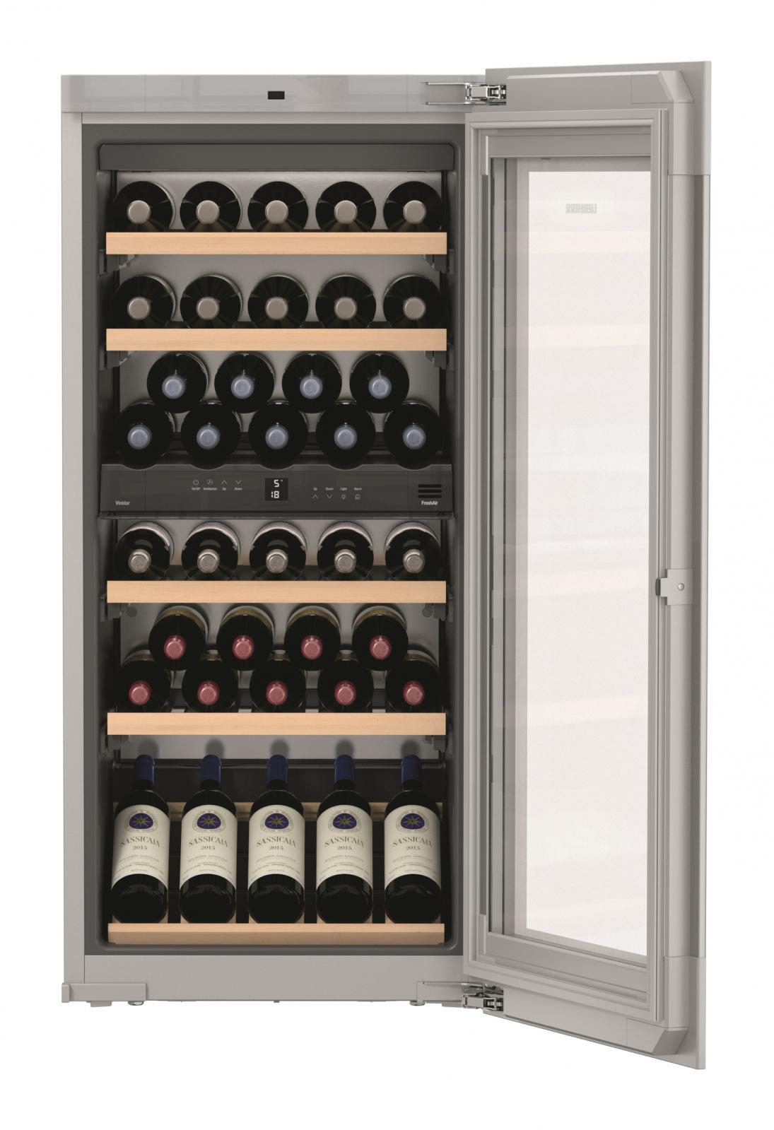 купить Встраиваемый винный шкаф Liebherr EWTgw 2383 Украина фото 2