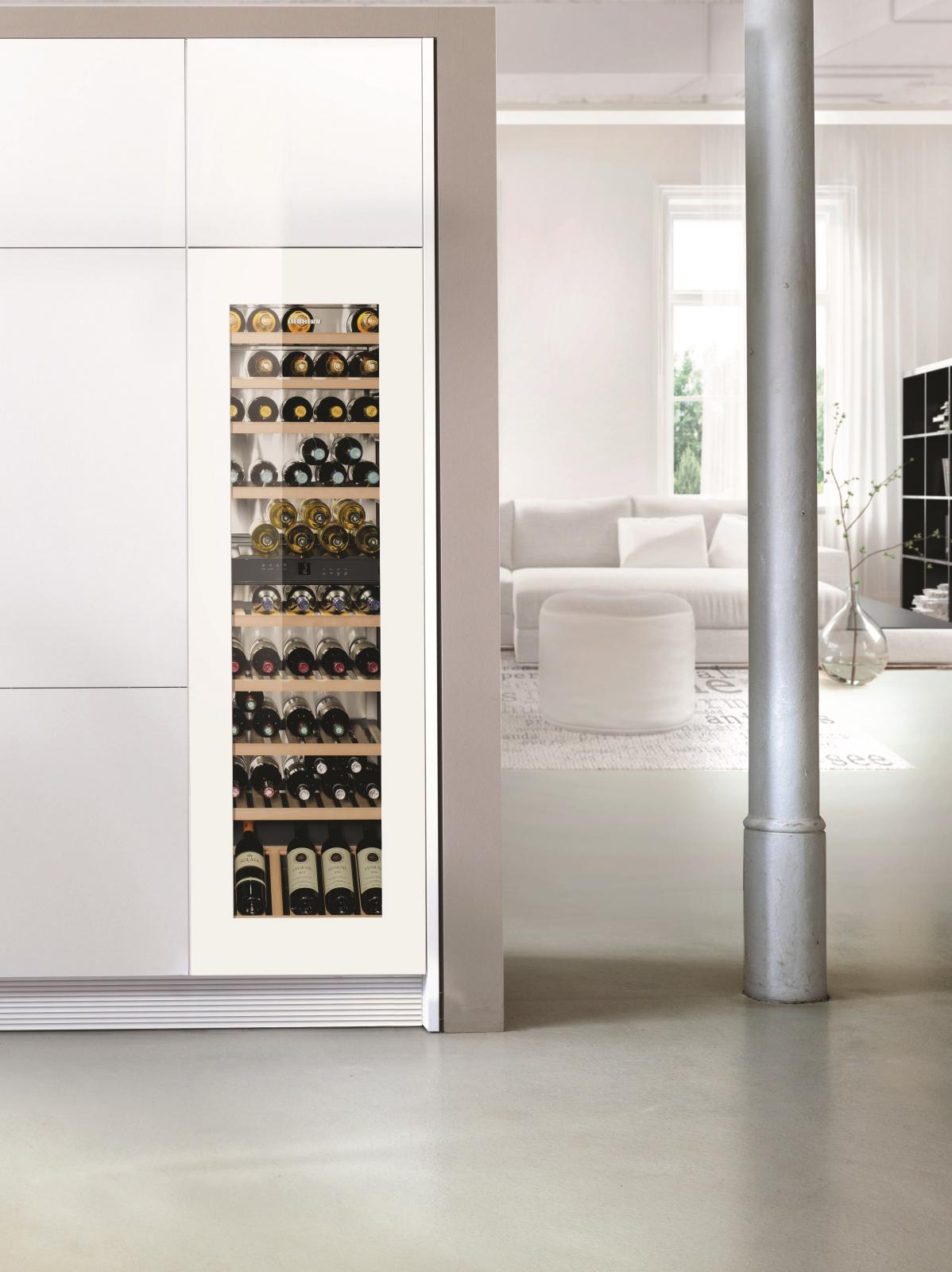 купить Встраиваемый винный шкаф Liebherr EWTgw 3583 Украина фото 5