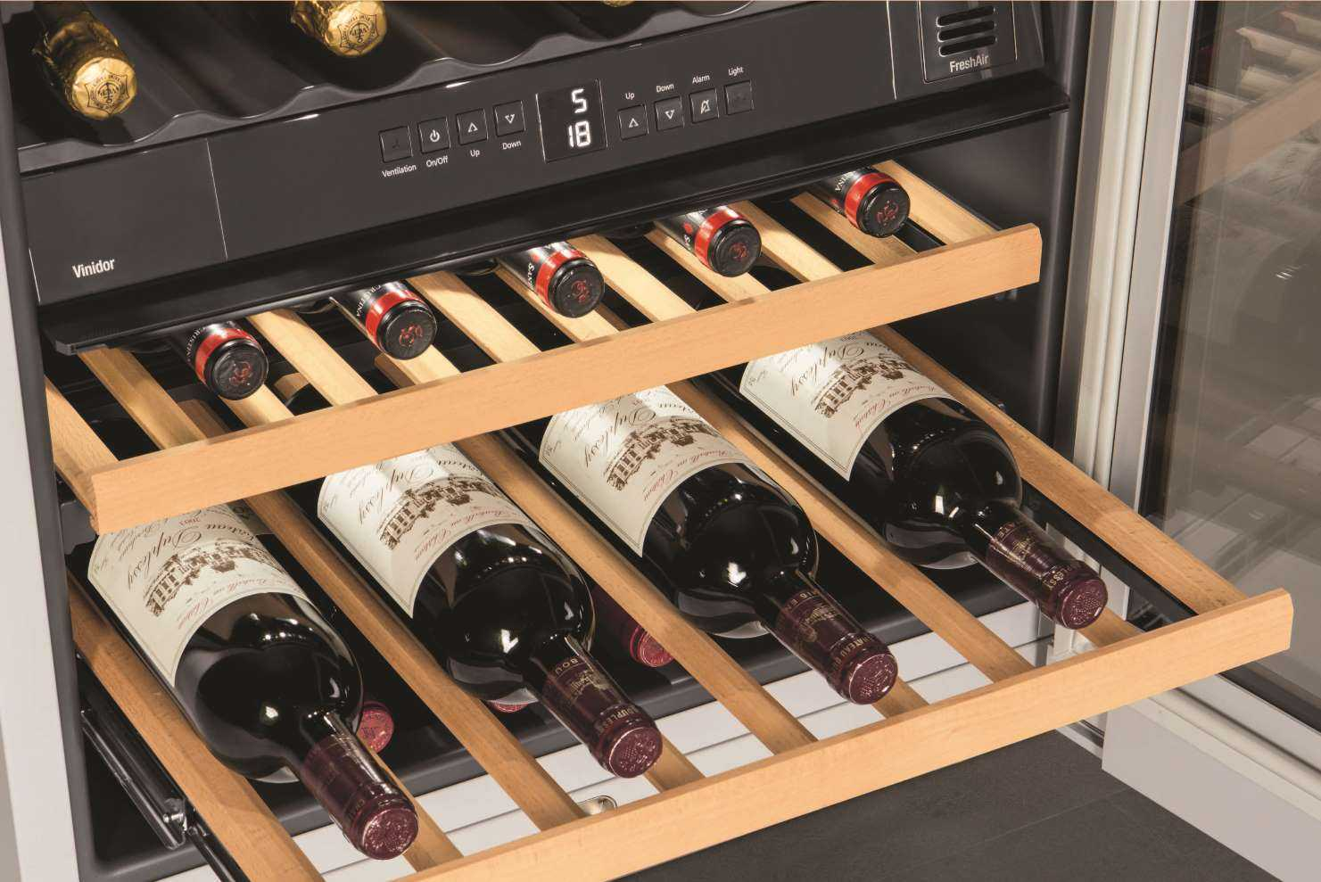 купить Встраиваемый винный шкаф Liebherr UWTes 1672 Украина фото 5