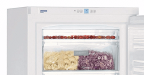 Температурный режим в морозильной камере